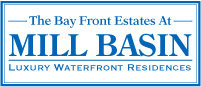 Waterfront properties for sale in Brooklyn Bay Front Estates at Mill Basin