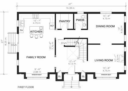 2d House Plan furthermore House Plans With Library Room together with Industrial Bathroom Design further  on open floor plans reflect the way we live today